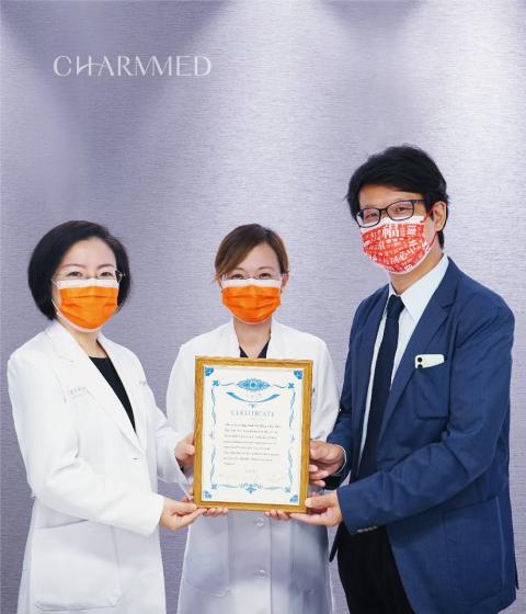 劉家嘉醫師 榮獲阿波羅 Apollo胃鏡縫胃「教學資格認證」
